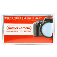 Micro-Fiber Cleaning Cloth Image 0