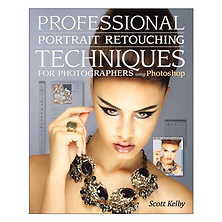 Professional Portrait Retouching Techniques for Photographers Using Photoshop - Book Image 0