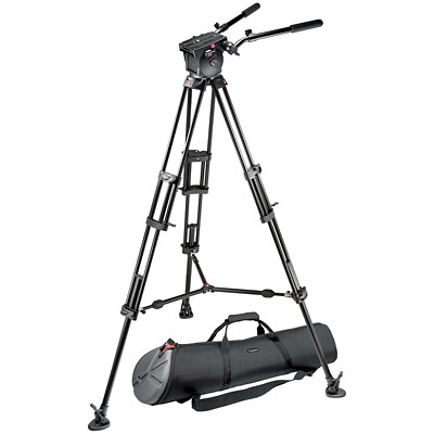 509HD Video Head with 545B Tripod Kit Image 0