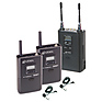 330ULT Dual-Channel UHF Twin Bodypack System