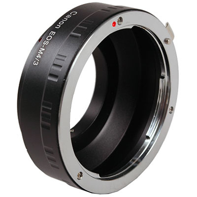 Micro Four Thirds Adapter for Canon EOS Lenses Image 0