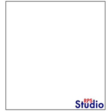 10' x 10' Cloth Muslin Photography Background (White) Image 0