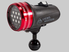 light & motion underwater video lights