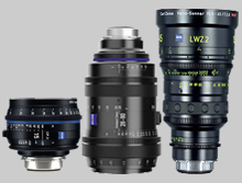 Zeiss Cinema Lenses