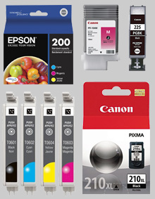 Printer Ink & Ribbon