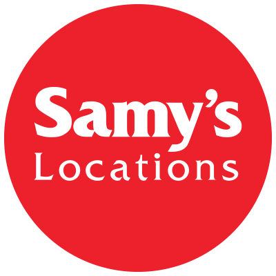 Samy's Locations Logo