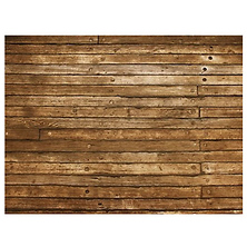 Weathered Planks Faux Floor Mat (54 x 72 inch) Image 0