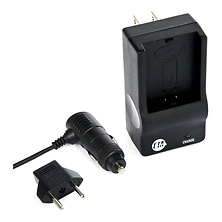 MR-D120 Mini Battery Charger for Panasonic D320 & D220 Battery Image 0