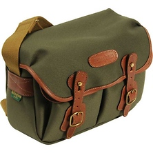 Small Hadley Camera Bag (Sage w/ Tan Trim) Image 0