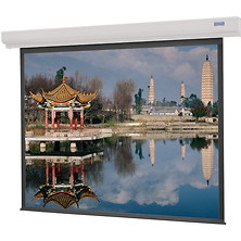 40180 Model B Manual Projection Screen (50 x 50in) Image 0