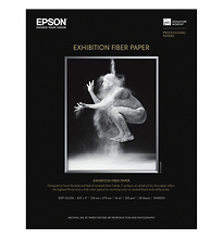 Exhibition Fiber Paper, 8.5 x 11in. (25 Sheets) Image 0