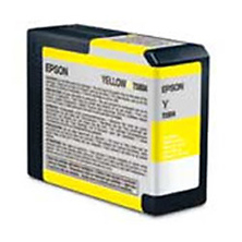 Yellow 80ml for Stylus Pro 3800 / 3880 Printer (T580400) Image 0