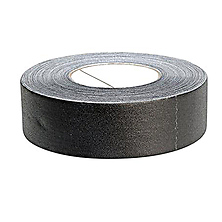 0.5 in. Black Gaffer Tape Image 0