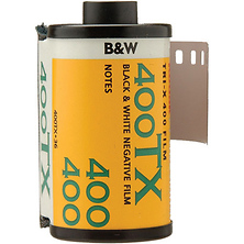 Tri-X 400 Black and White Negative Film (35mm Roll Film, 36 Exposures) Image 0