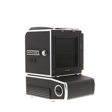 500ELM Medium Format Camera Body (Chrome) - Pre-Owned Image 0