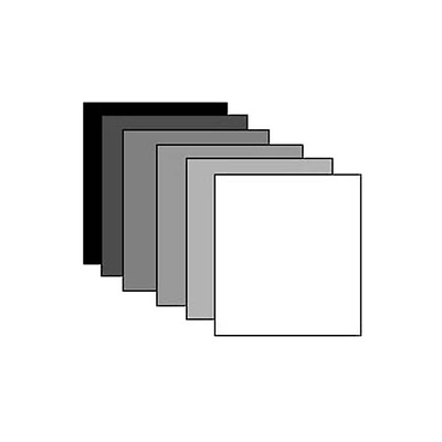 8x10/5x7 Matboard (White, Pack of 10) Image 0