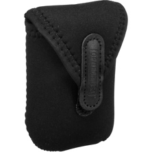 Soft Photo/Electronics Pouch, Mini (Black) Image 0
