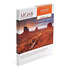 Moab Entrada Rag Bright 190 (8.5 x 11 In. 25 Sheets) Image 0
