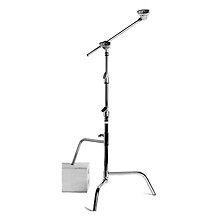 20 inch. Hollywood Century C Stand with Arm & Grip Head Image 0