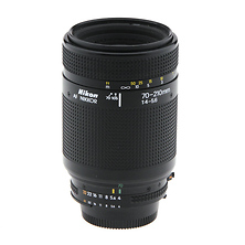 Nikkor 70-210mm f/4-5.6 AF Macro Zoom Lens - Pre-Owned Image 0