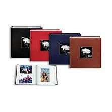 4x6 Sewn Leatherette Frame Album (Assorted Colors) Image 0