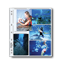 35-10P Photo Pages (25 Pack) Image 0