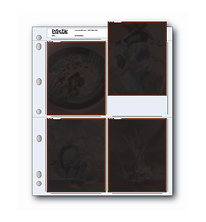 45-4B Negative Pages (Pack of 100) Image 0