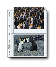 57-4P 5x7in. Photo Pages (25 pack) Image 0