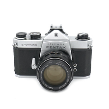 Spotmatic 35mm Film Camera w/50mm f/1.4 Lens Chrome - Pre-Owned Image 0