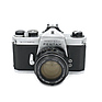 Spotmatic 35mm Film Camera w/50mm f/1.4 Lens Chrome - Pre-Owned Thumbnail 0