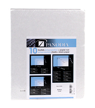 Panodia Polypropylene 11x14in Refill Pages Image 0