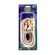 55-615-6 6ft. High Quality RCA Component Video Cable Image 0