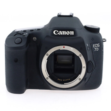 EOS 7D SLR Digital Camera - Body Only - Pre-Owned Image 0