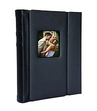 8 x 10 Overlapping Cover Self-Stick Photo Album Image 0