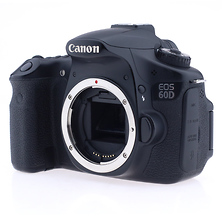 EOS 60D Digital SLR Camera Body - Pre-Owned Image 0
