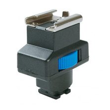 Mini Canon Shoe To Standard Shoe Adapter Image 0