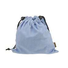 7.9 X 7.9in. Anti-Static Microfiber Cleaning Pouch Image 0