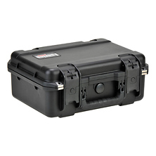 iSeries 1510-6 Waterproof Utility Case with Cubed Foam (Black) Image 0