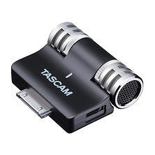 iM2 Stereo Condenser Microphone for Apple iPhone, iPad, & iPod Touch Image 0