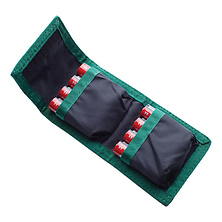 8 AA Battery Holder (Black/Green) Image 0