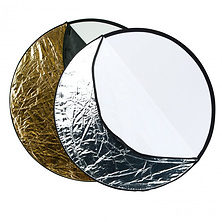 Basics 40 In. 5-in-1 Reflector (2-Pack) Image 0