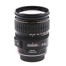 EF 28-135mm f/3.5-5.6 IS USM Autofocus Lens - Pre-Owned Image 0