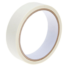 1/2 In. Pro Gaffer Camera Tape (White, 45 Yds) Image 0