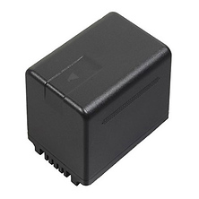 3380 mAh Lithium-ion Battery Pack for Camcorders Image 0