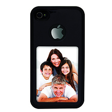 Photo iPhone Cover For iPhone 4/4S (Black) Image 0