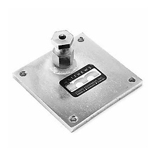 Mounting Plate 4 x 4 In. with Snap-In Pin for Super Clamp Image 0
