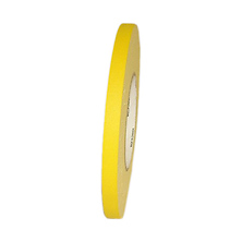 1/2 Inch Gaffers Tape (Yellow) Image 0