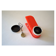 Fisheye Lens (Red) Image 0