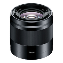 50mm f/1.8 AF E-Mount Lens (Black) Image 0