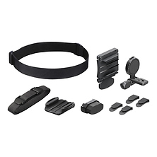 Universal Head Mount For Action Camera Image 0